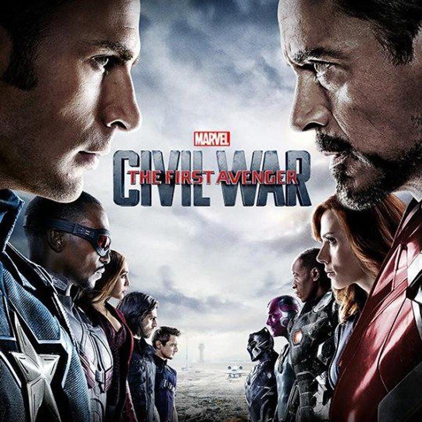 Captain America: Civil War (PG13)