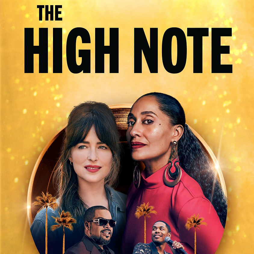 The High Note (Rate PG-13/Screen 2)