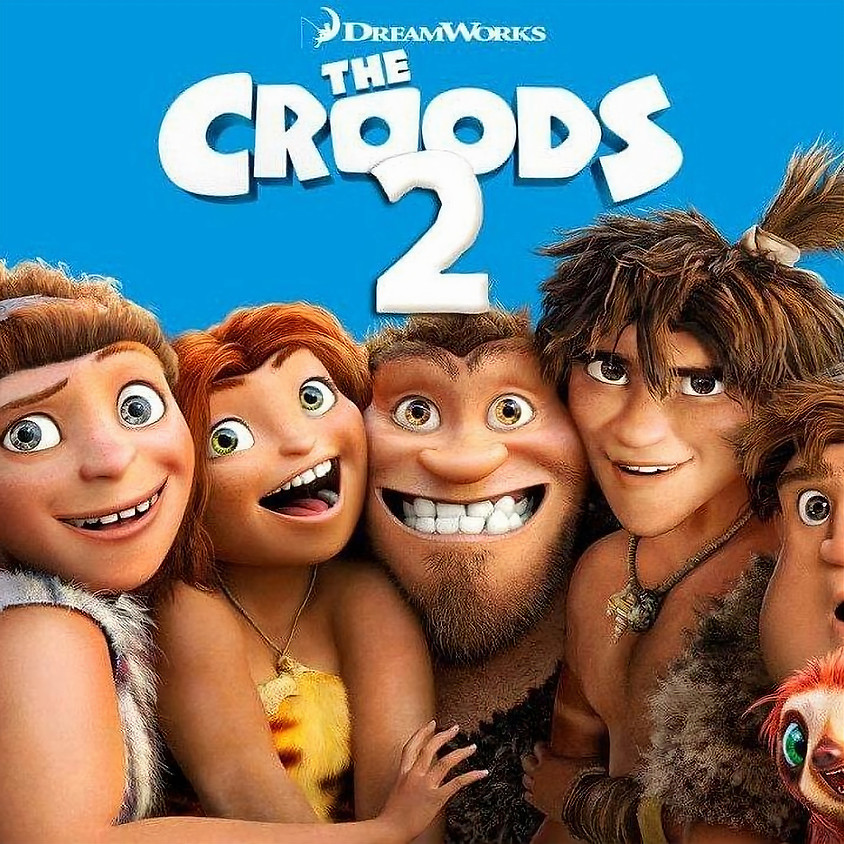 The Croods 2: A New Age (PG/Screen 2)