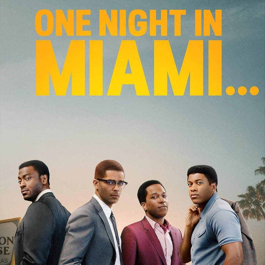 One Night In Miami (Rated R/Screen 2)