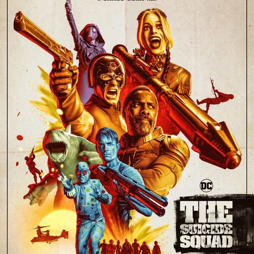 The Suicide Squad (R/Screen 1)