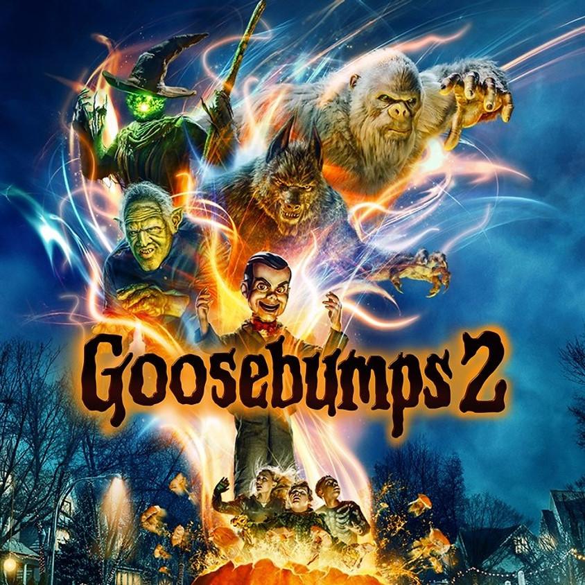 Goosebumps 2: Haunted Halloween (PG) @ 6:30PM