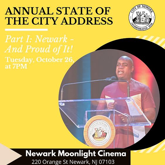 Mayor Ras J. Baraka Annual State of The City Address