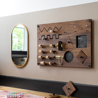 4-Modern playroom-kids room-wooden Busy
