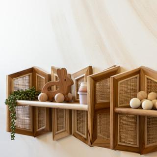 20-modern nursery-wood bunny-modern wood