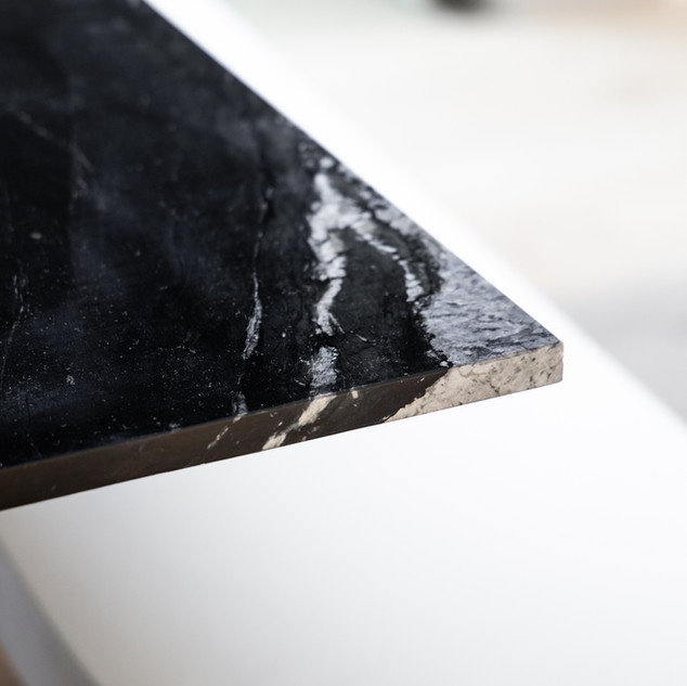 36-black marble dining table-scandinavia