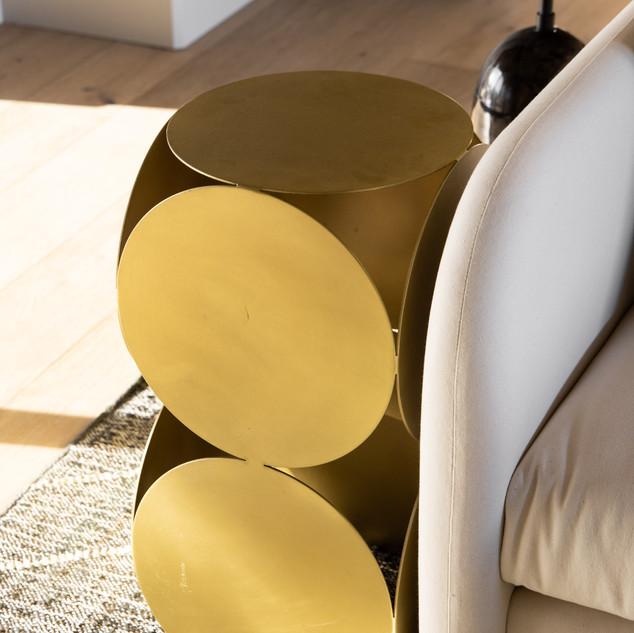 49-brass side table-metal side table-mod