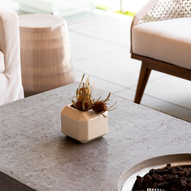29-concrete coffee table-outdoor concret