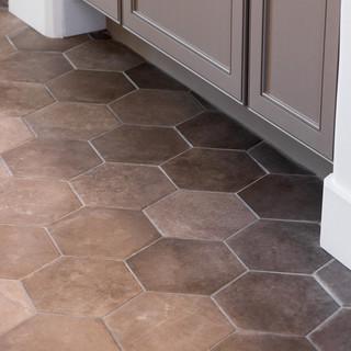 48-hexagon floor tile-desert modern inte