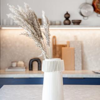 10-industrial modern kitchen-blue kitche
