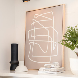 31-scandinavian modern decor-black wall