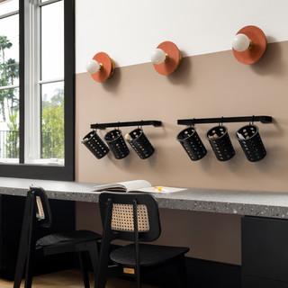 3-Modern playroom-kids room-Terracotta w