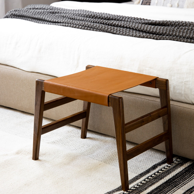 14-mid century modern bedroom-desert bed