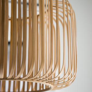 29-scandinavian chandelier-rattan chande