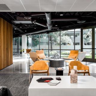 1-scandinavian modern office-concrete fl