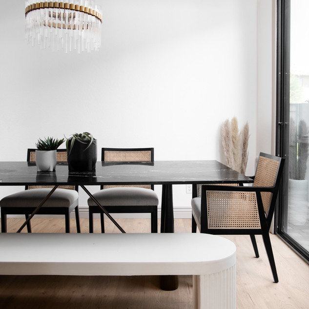 34-scandinavian dining room-bench seatin