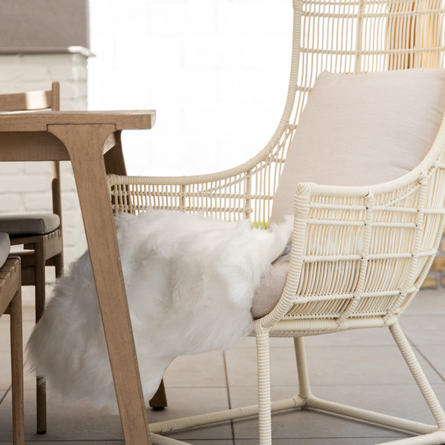 12-outdoor seating-rattan dining chair-w