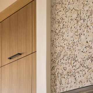 60-oak kitchen cabinets-terrazo hood-ter