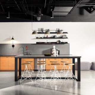 22-industrial kitchen-masculine kitchen-