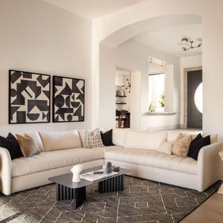 47-scandinavian modern living room-black