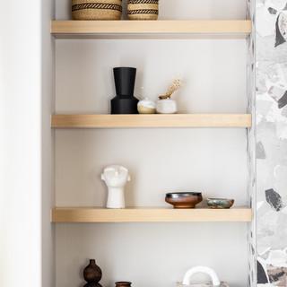 11-Scandinavian living room-woven basket