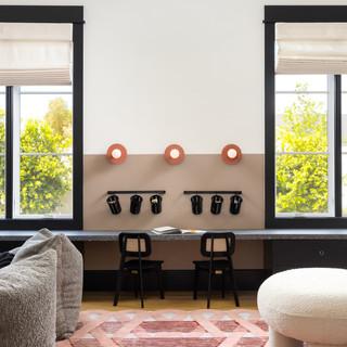 2-Modern playroom-kids room-Terracotta w