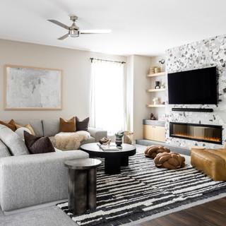 20-Scandinavian living room-Desert Moder
