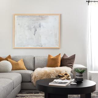 9-Scandinavian living room-black coffee