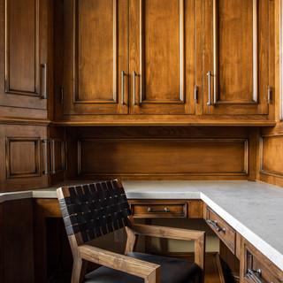 17-wood panel office-scandinavian modern
