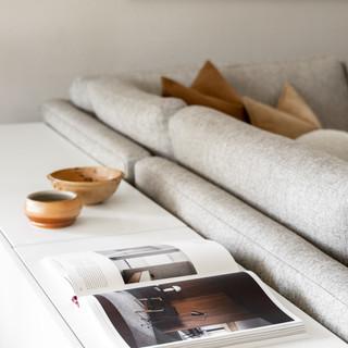13-Scandinavian living room-custom linen