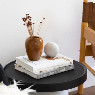 17-Vintage Desert Bedroom-Fuzzy Chair-Vi