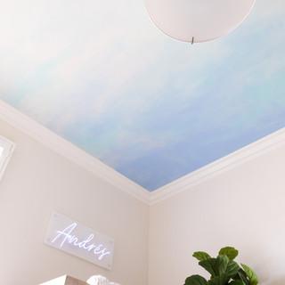 31-Nursery-baby-boy-room-design-bue-wall
