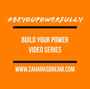 Be You, Powerfully Zahara's Dream Online Talk: Building a Fulfilling Career: The Importance of Compassion and Self-Care