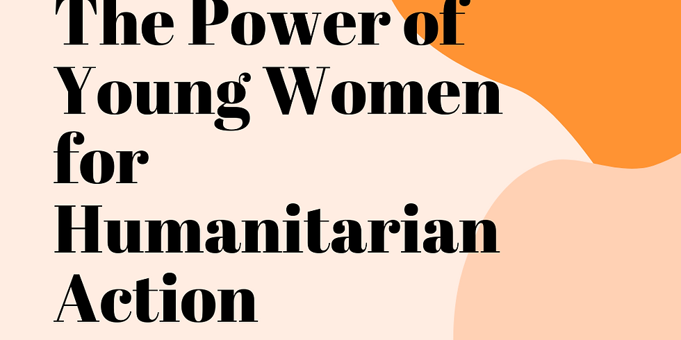 Zahara's Dream #BeYouPowerfully Talk: The Power of Young Women for Humanitarian Action