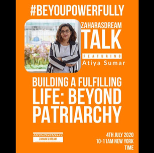 #BeYouPowerfully: Building a Fulfilling Life Beyond Patriarchy