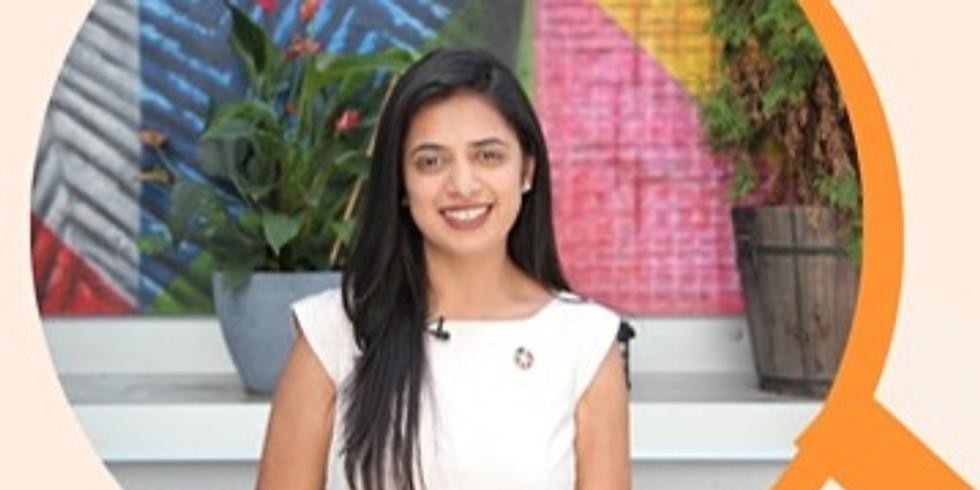 Zahara's Dream #BeYouPowerfully Talk: How to Network in 2021