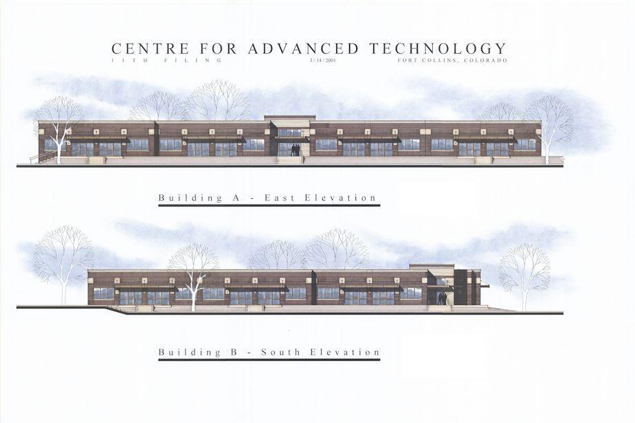 VA Clinic  and Retec Offices