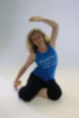 Whitessence Pilates with resistance band will bring a smile to your face
