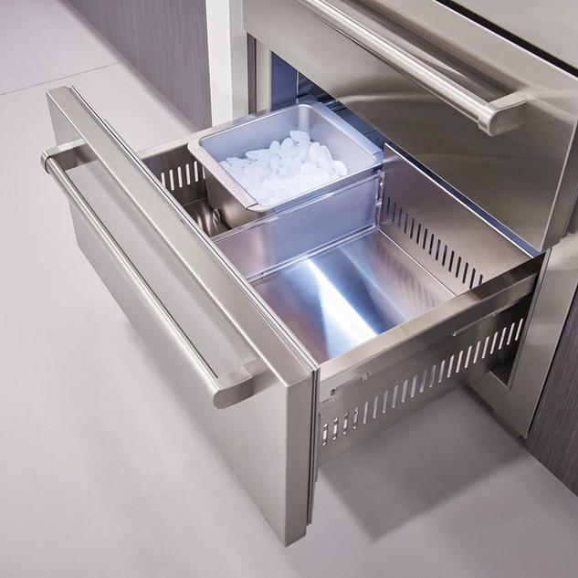 SUB-ZERO refrigerateur combi mMaison Car
