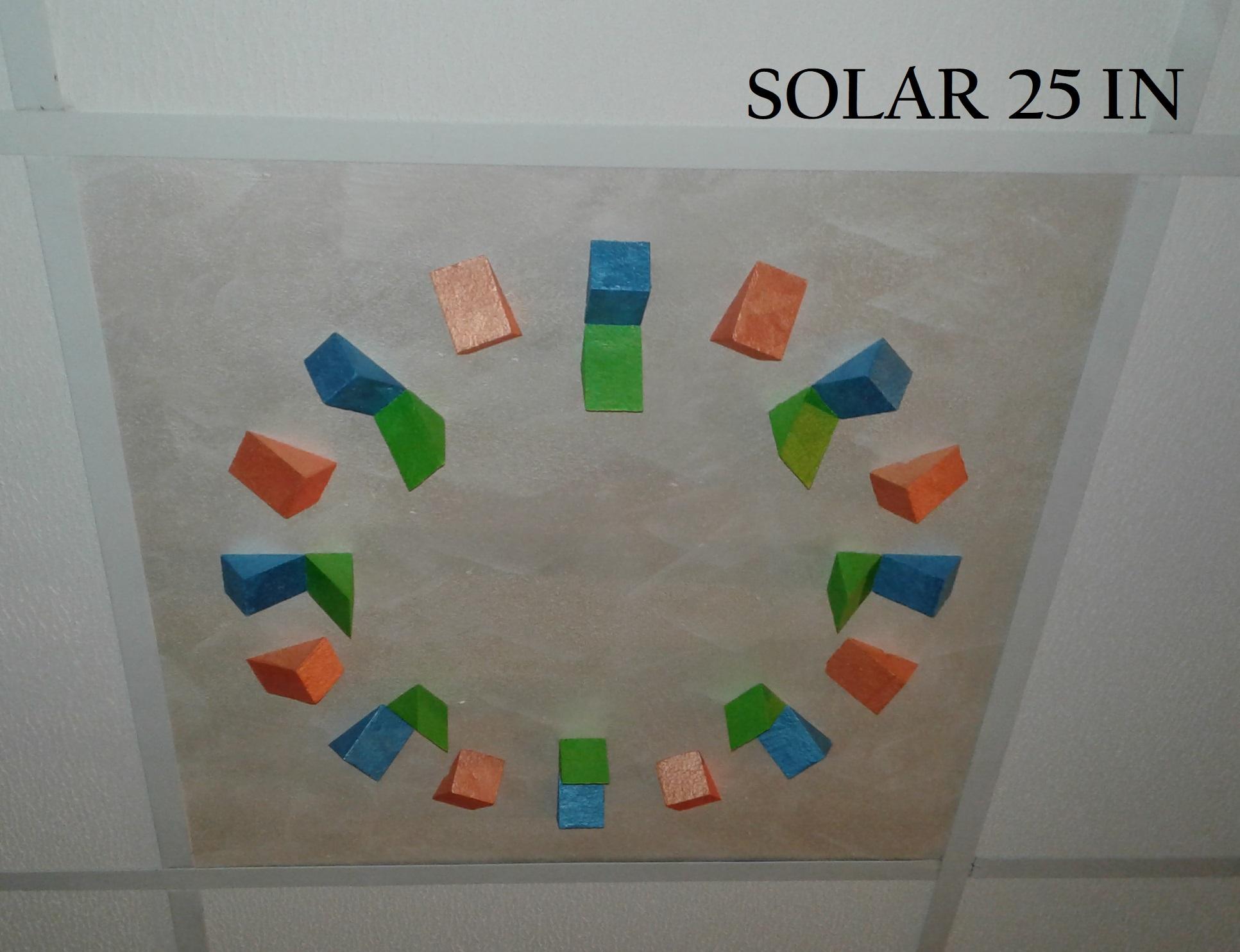SOLAR 25 IN