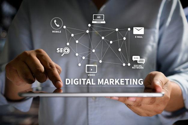 Plan digital marketing personnalise