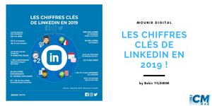 Les chiffres cles de LinkedIn en 2019