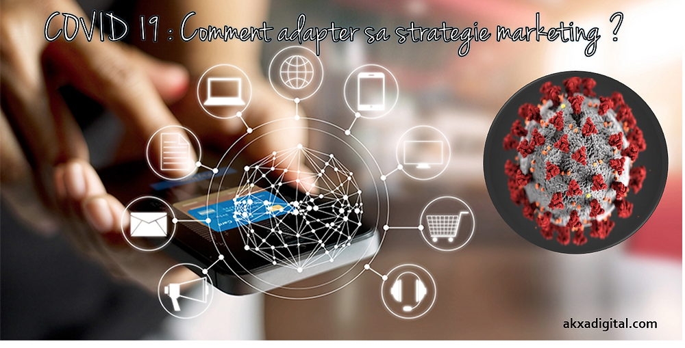 Comment adapter sa stratégie digitale face au coronavirus