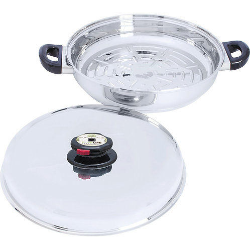 Heavy Gauge Round Griddle
