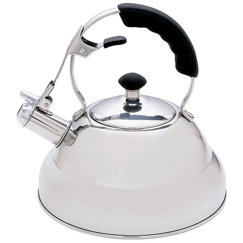 2.75qt T304 Stainless Steel Tea Kettle with Copper Capsule Bottom