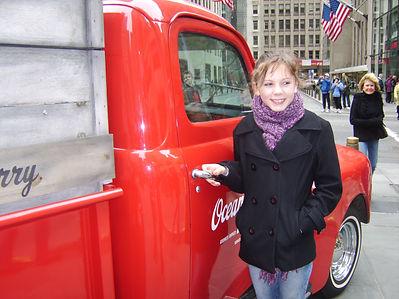 Boo and Truck.JPG