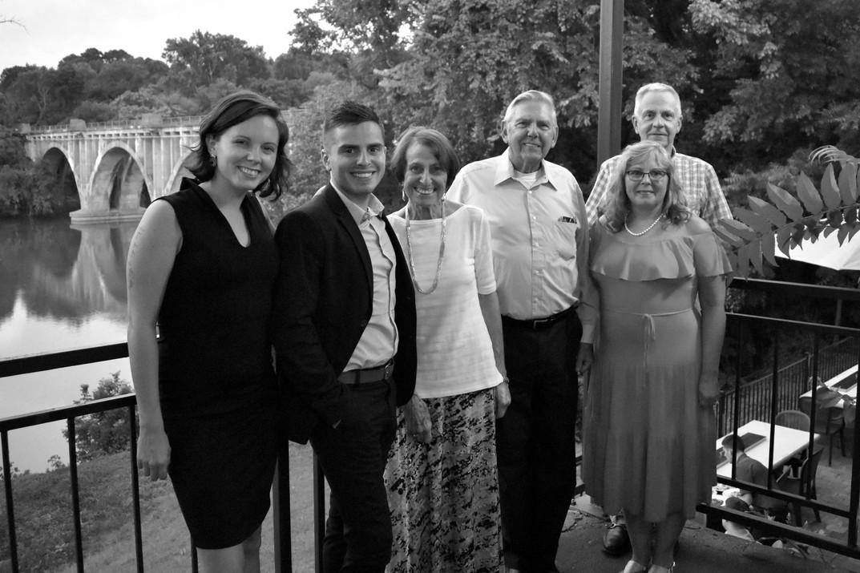 The Enders Family & The Haloburdos