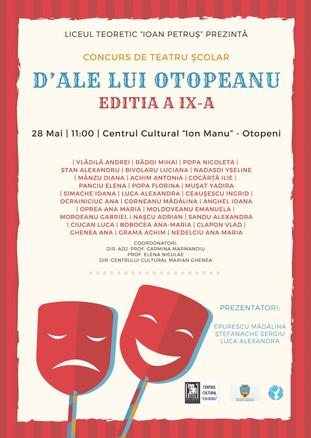D'ale lui Otopeanu