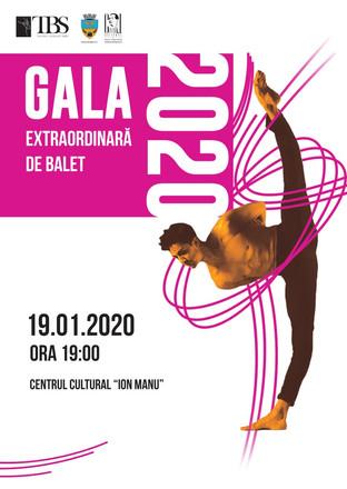 Gala extraordinara de balet