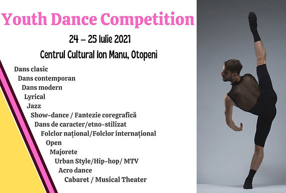 YOUTH DANCE COMPETITION